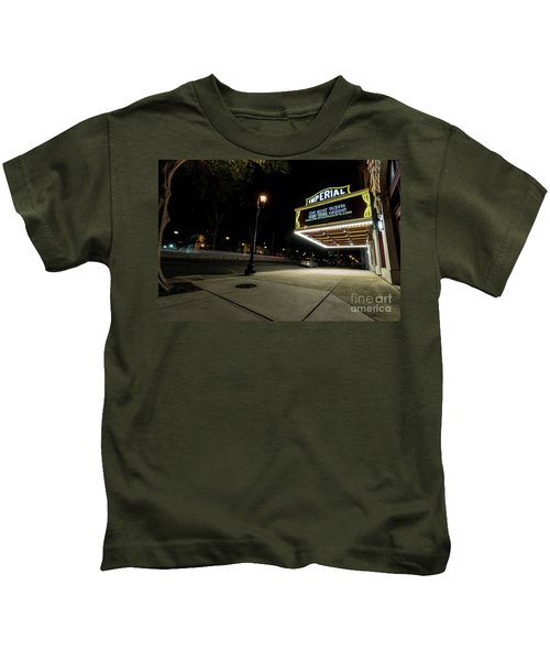 Imperial Theatre Augusta Ga Kids T-Shirt