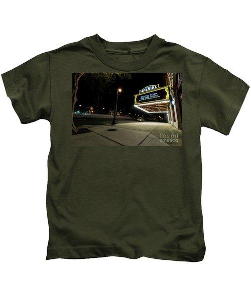 Imperial Theatre Augusta Ga Kids T-Shirt