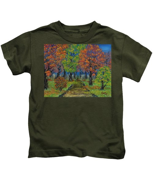 In The Fall Kids T-Shirt