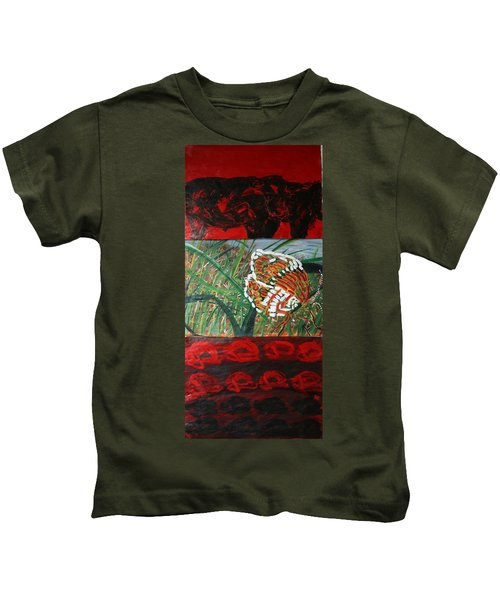 In The Scheme Of Things Kids T-Shirt