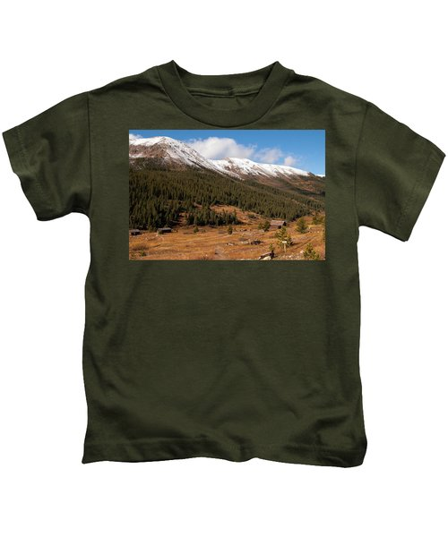 Independence Pass Kids T-Shirt