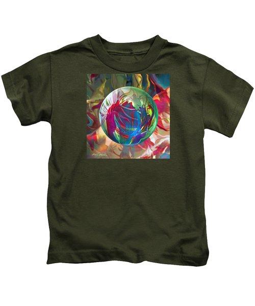 Indigofera Tinctorbia Kids T-Shirt