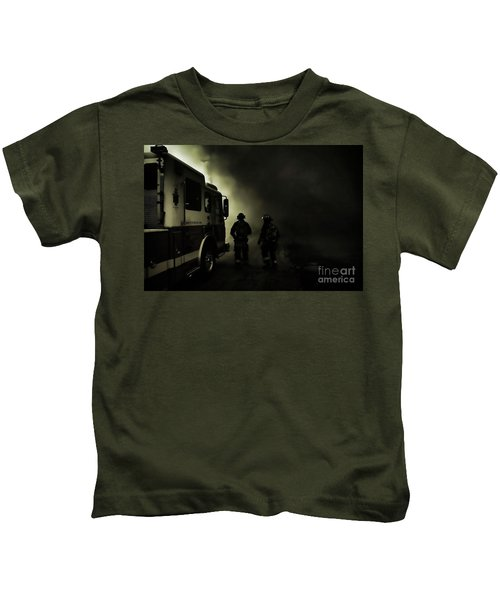 Into The Fight Kids T-Shirt