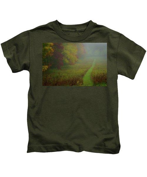 Into The Fog Kids T-Shirt