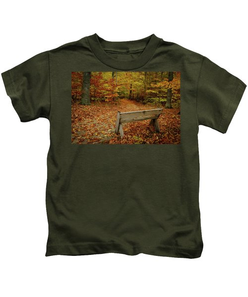 Into The Woods Kids T-Shirt