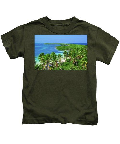 Isla Contoy Kids T-Shirt