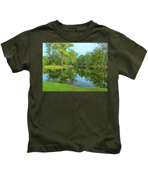 Jessamine Pond Kids T-Shirt