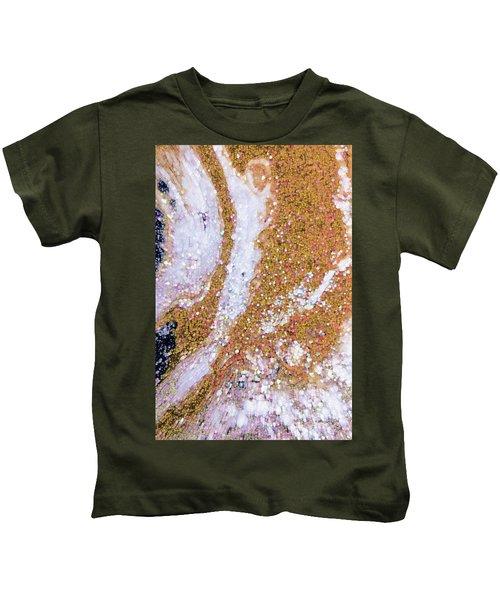 John 12 32. If I Be Lifted Up Kids T-Shirt