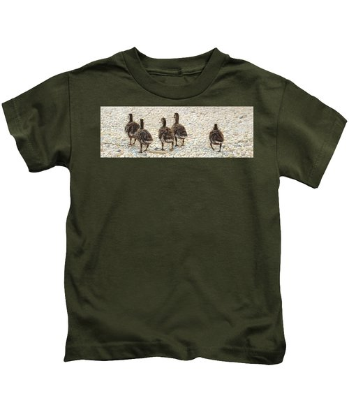 Just Waddling Kids T-Shirt