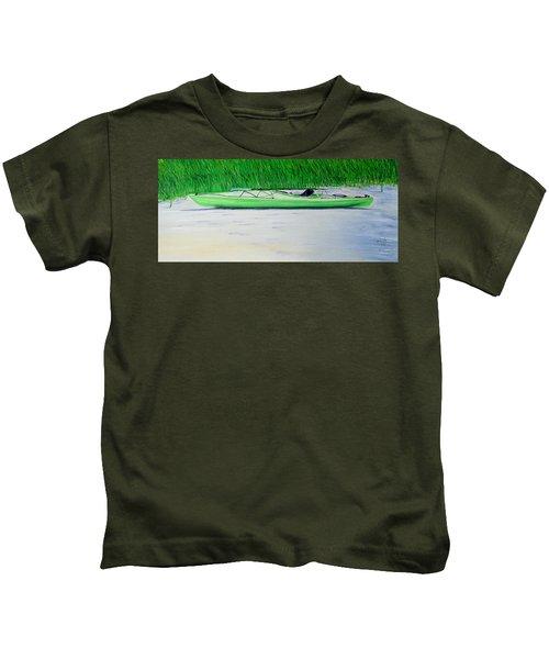 Kayak Essex River Kids T-Shirt