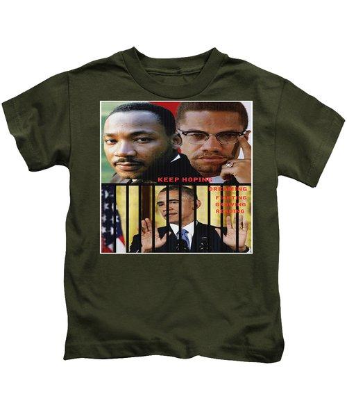 Keep Hoping Kids T-Shirt