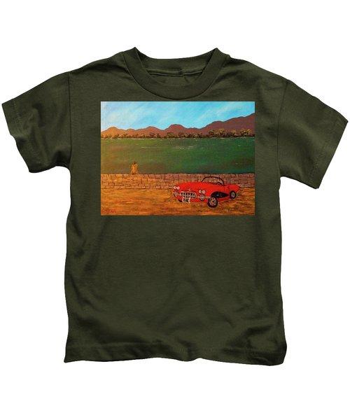 Kicks On Route 66 Kids T-Shirt