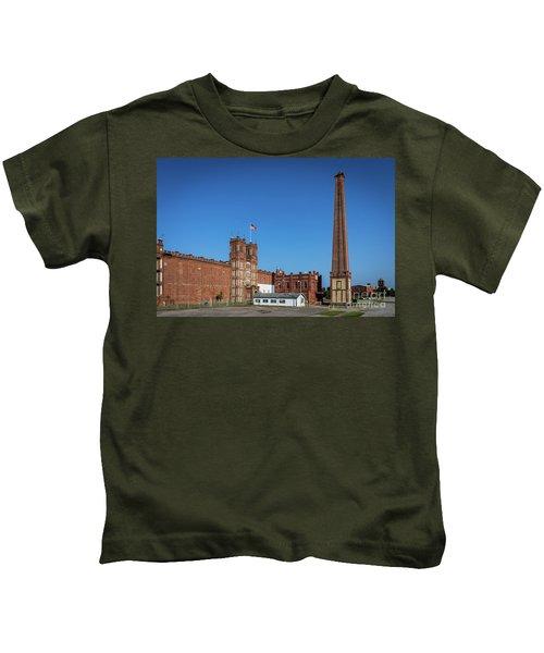 King Mill - Augusta Ga 2 Kids T-Shirt