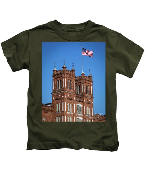 King Mill - Augusta Ga 3 Kids T-Shirt