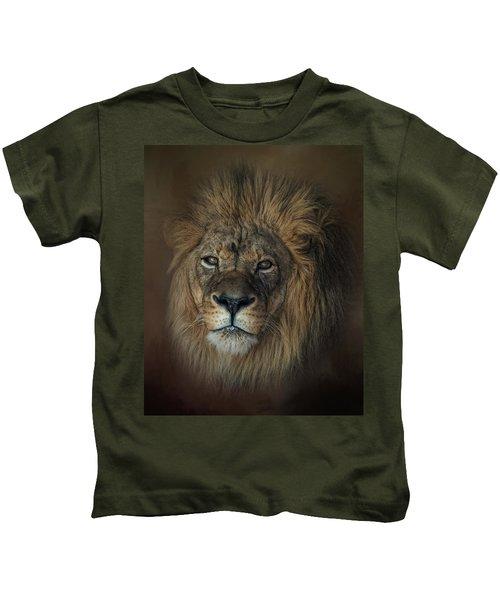 King's Gaze Kids T-Shirt
