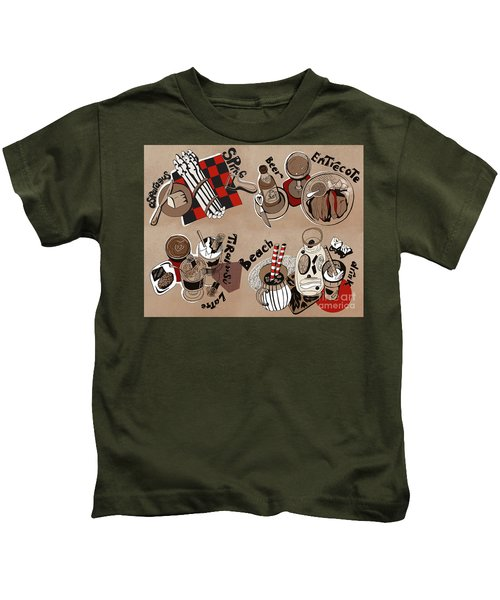 Kitchen Kids T-Shirt