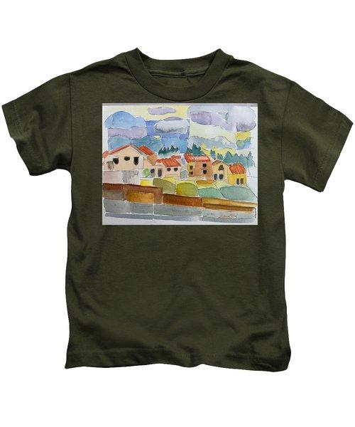 Laguna Del Sol Sky Design Kids T-Shirt