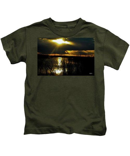 A Spiritual Awakening Kids T-Shirt