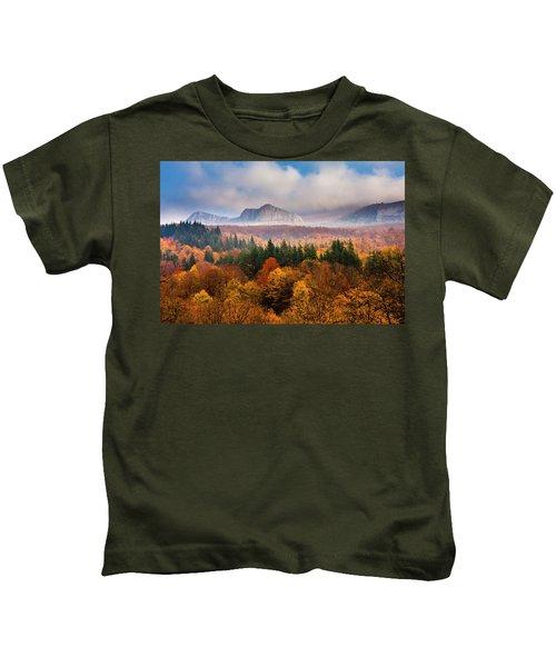Land Of Illusion Kids T-Shirt