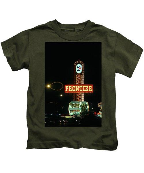 Las Vegas 1984 #12 Kids T-Shirt