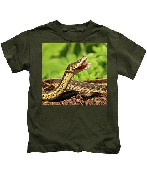 Laughing Snake Kids T-Shirt