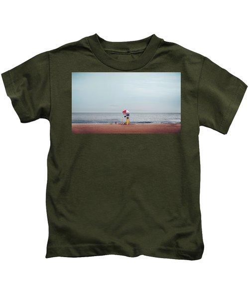 Lifeguard Stand Kids T-Shirt