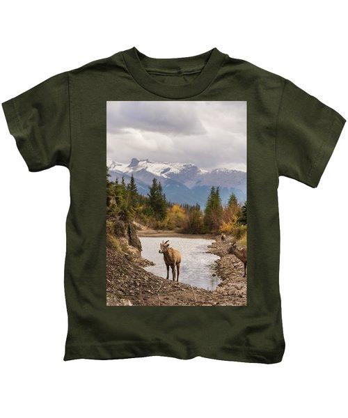 Little Bighorn Kids T-Shirt