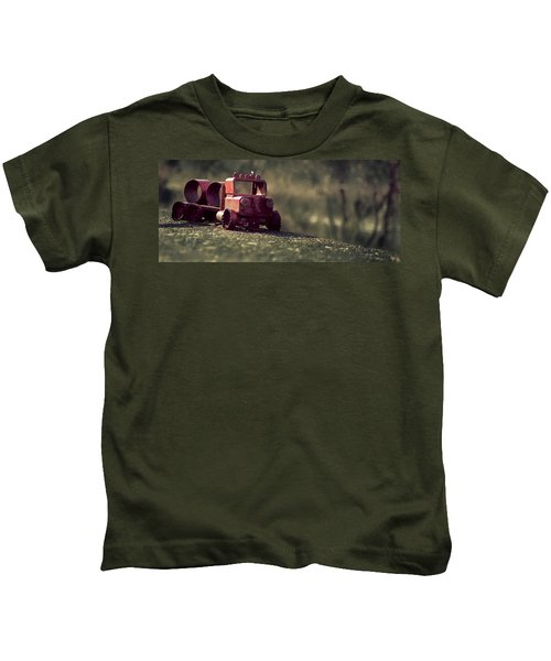 Little Engine That Could Kids T-Shirt