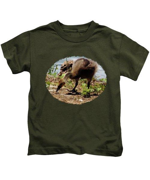 Little Gosling  Kids T-Shirt