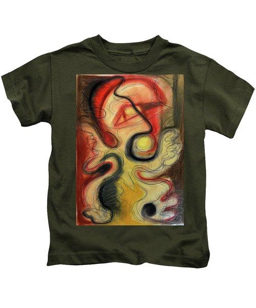 Little Soldier Kids T-Shirt