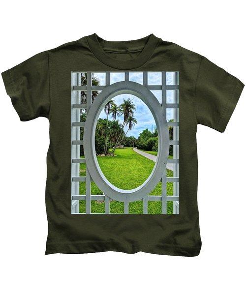 Look Here Kids T-Shirt