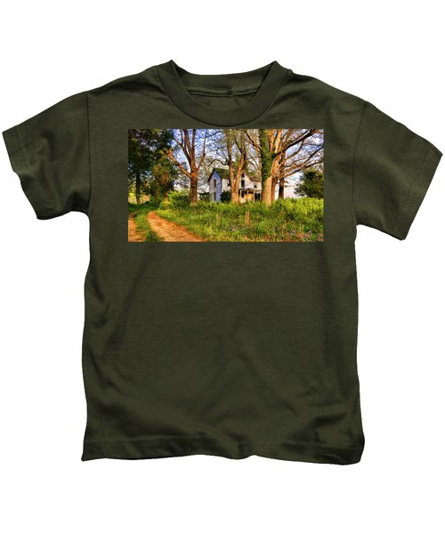 Lost And Abandoned  Kids T-Shirt