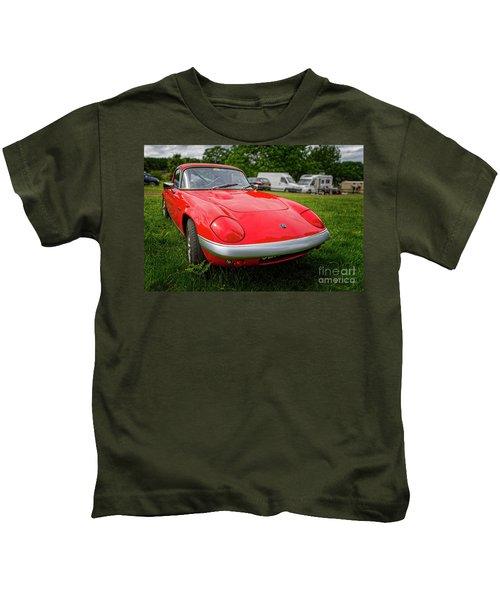 Lotus Elan Se S3 Coupe  Kids T-Shirt
