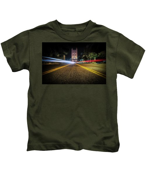 Love Is A Two Way Street Kids T-Shirt
