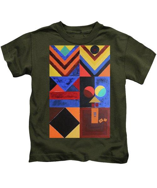 Magical Lines  Kids T-Shirt