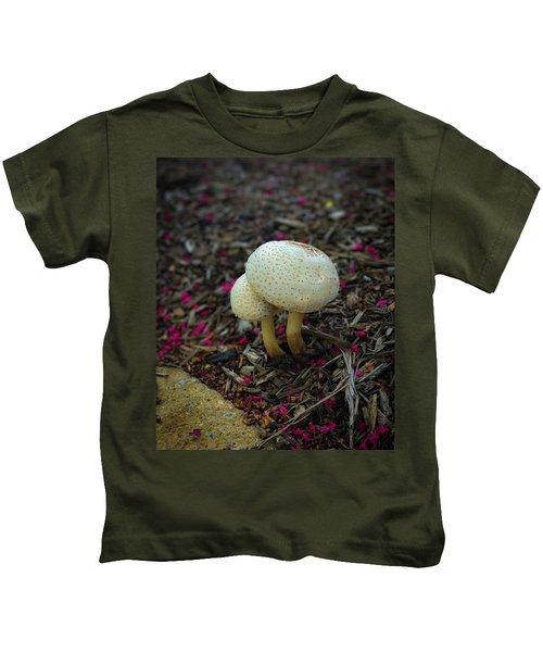 Magical Mushrooms Kids T-Shirt