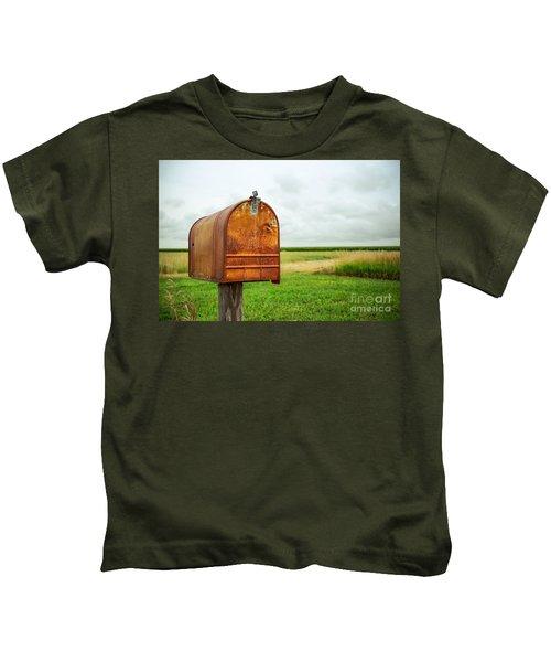 Mailbox  Kids T-Shirt