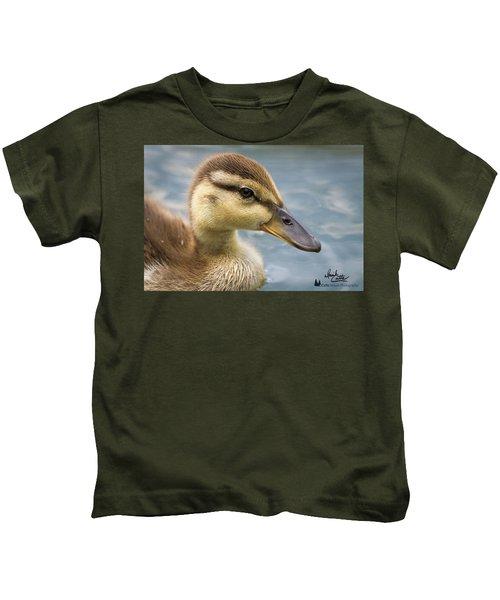 Mallard Duckling Kids T-Shirt