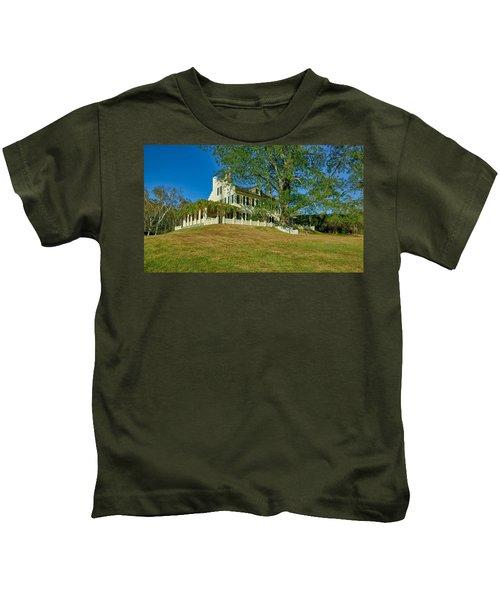 Manor House At Aspect Kids T-Shirt