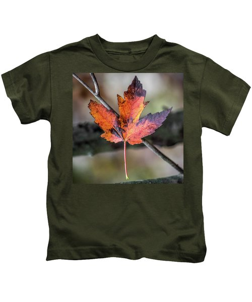 Maple 1 Kids T-Shirt