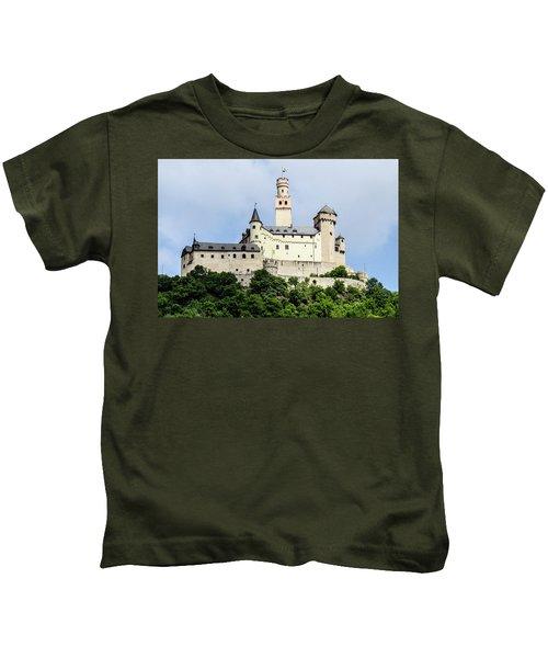 Marksburg Castle Kids T-Shirt