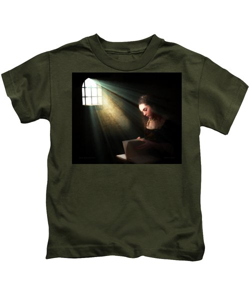 Mary, Queen Of Scots Kids T-Shirt