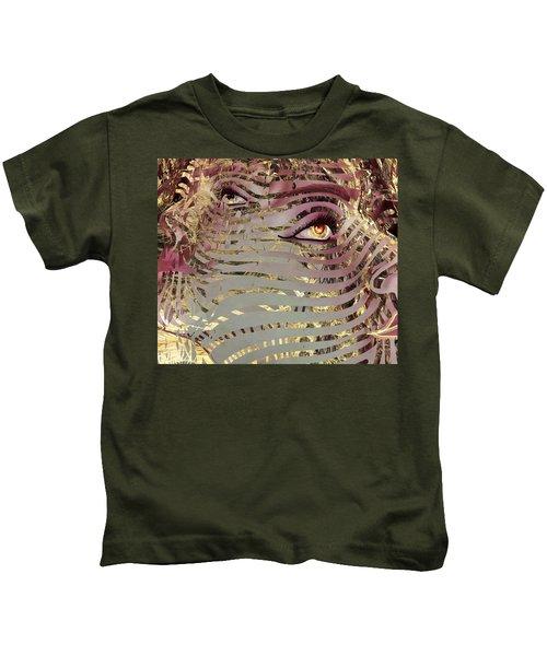 Mask What Hides 4 Kids T-Shirt