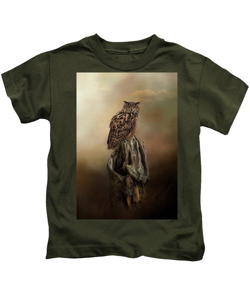 Master Of The Forest Kids T-Shirt