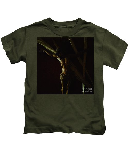 Measuring Up To Jesus Kids T-Shirt