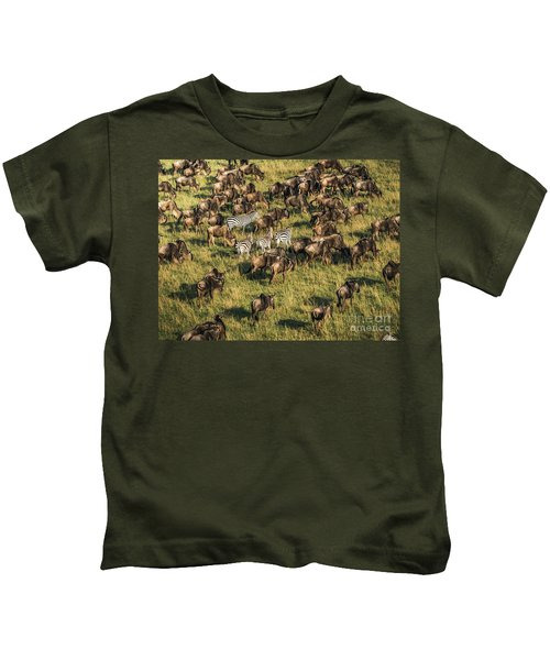 Migration Kids T-Shirt