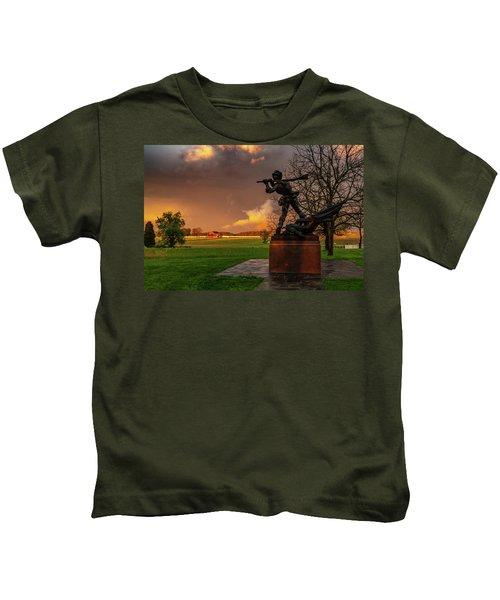 Mississippi Storm Kids T-Shirt