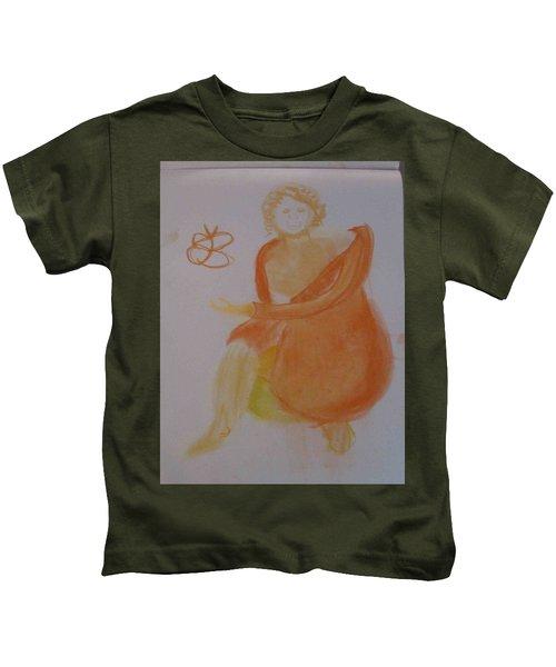 model named Helene three Kids T-Shirt