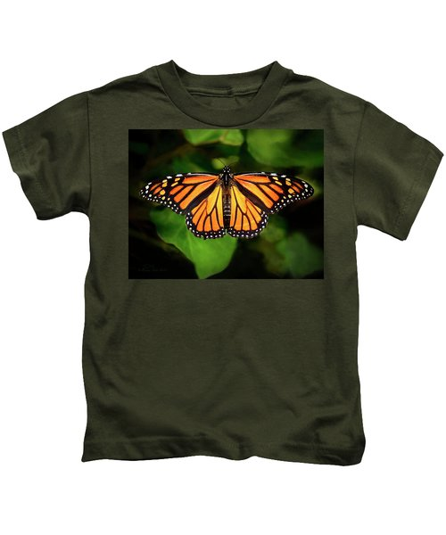 Monarch Butterfly Kids T-Shirt
