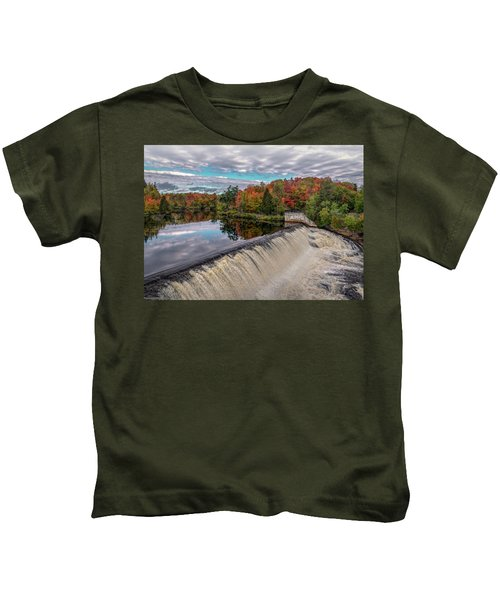 Montmorency Falls Kids T-Shirt